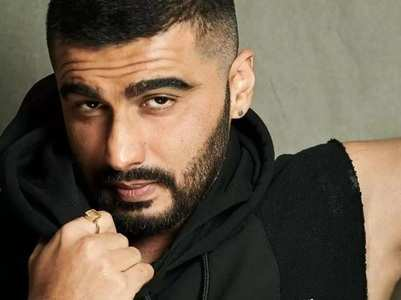 Arjun Kapoor channels his inner Hulk