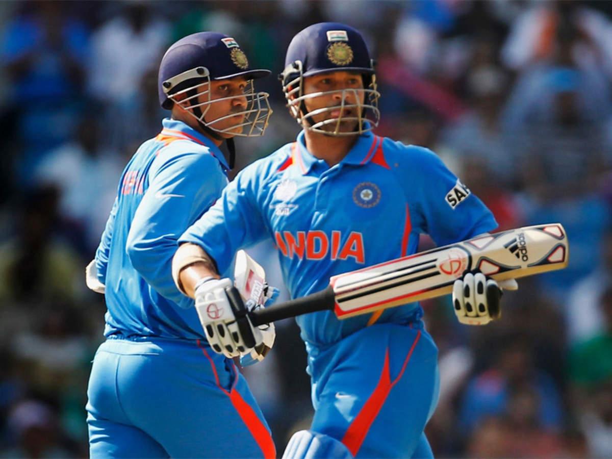 Tendulkar, Sehwag included in Warne's greatest World ODI XI | Cricket News - Times of India