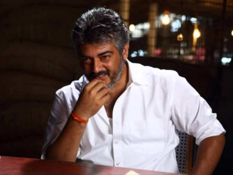 Ajith donates 1.25 crore for coronavirus crisis