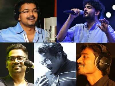 5 Kollywood singers who delivered hit songs