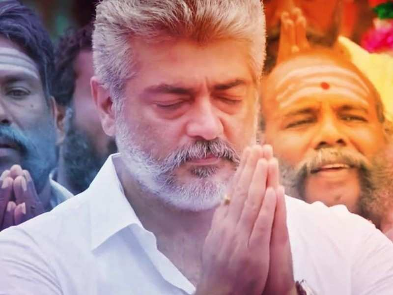 #PerfectCitizenThalaAJITH: Fans shower Ajith with love minutes after reports about the actor's donation emerge
