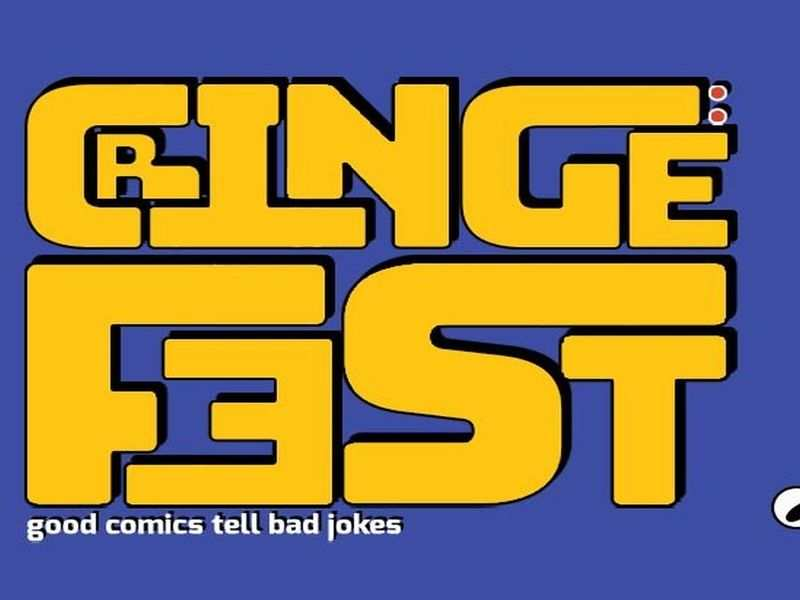 Watch stand-up comics perform their jokes at Cringe Fest