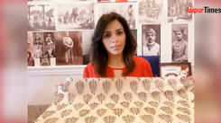 #MaskIndia: Designer Kirti Rathore shares how you can create your own mask
