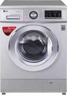 LG FH4G6VDYL42 9 Kg Fully Automatic Front Load Washing Machine