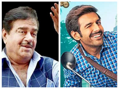 Shatrughan Sinha all praise for Kartik Aaryan