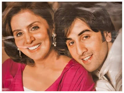 Neetu-Ranbir give us major mother-son goals