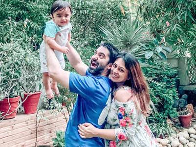 Deeya Chopra, Ritchie welcome a baby girl
