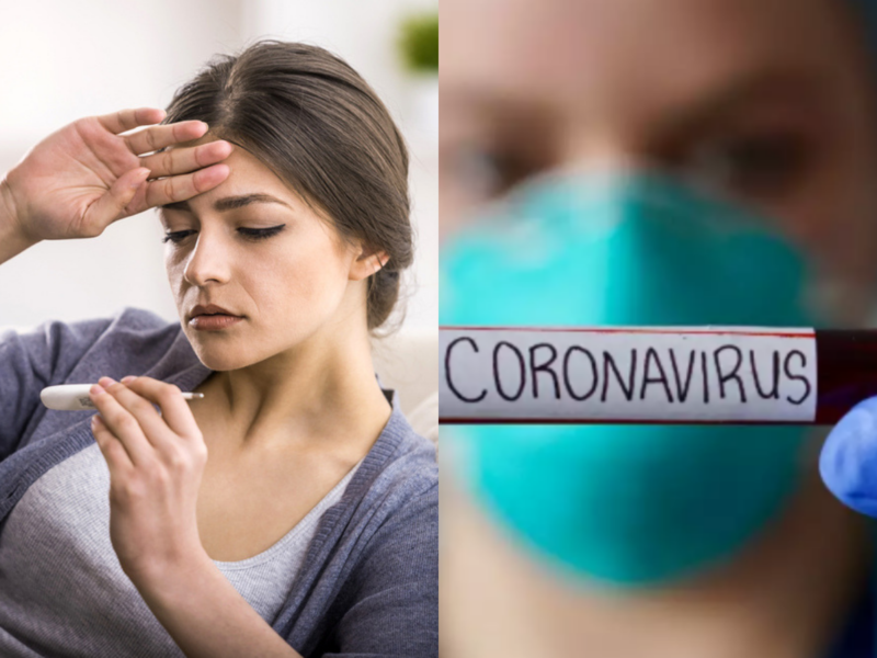 Should you be worried if you have a low-grade fever during coronavirus? -  Times of India