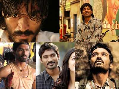 Films of Dhanush to watch during the lockdown