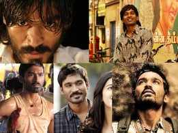 Pudhupettai to Vada Chennai: Five excellent Tamil films of Dhanush to watch during the lockdown