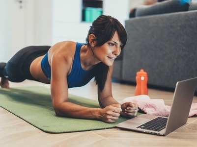 3 important mistakes to avoid when you are exercising at home