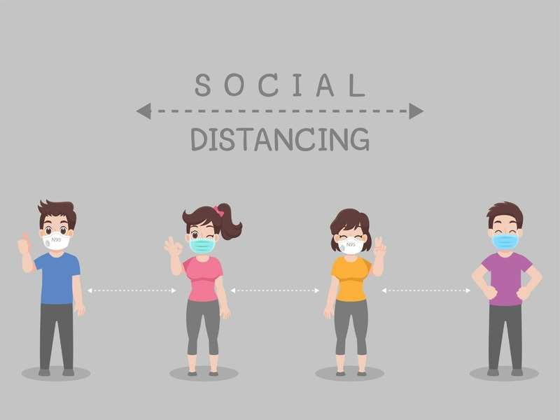 Use this heartwarming story to make your kid understand social distancing -  Times of India