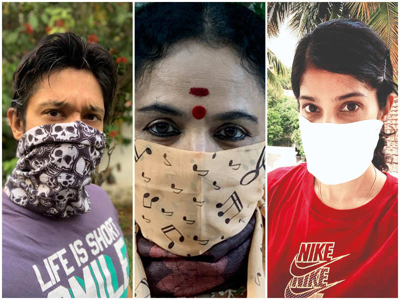 Join the fight against corona in DIY masks