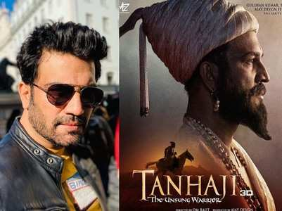 EXCLUSIVE! Sharad on Saif's comment on Tanhaji