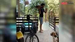 Rajeev Khandelwal enjoys gardening amidst lock down