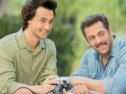 Aayush Sharma on working with Salman Khan