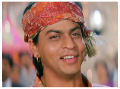 Here's how Shah Rukh prepped for 'Chaahat'