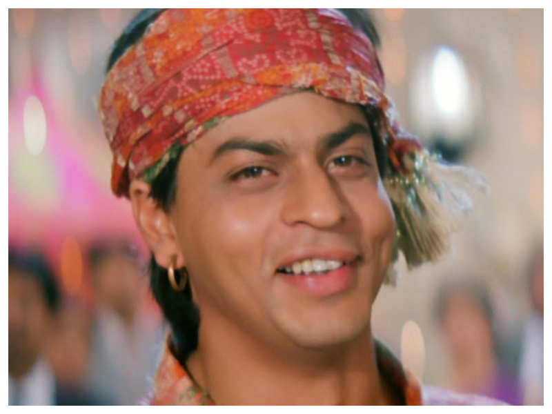 Throwback Thursday: THIS is how Shah Rukh Khan prepped up for his role of a Rajasthani singer in 'Chaahat'