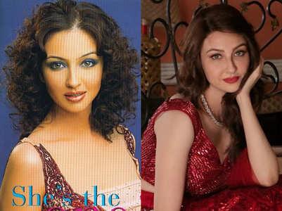 Saumya Tandon recalls her modelling days