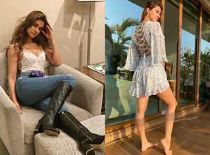 Disha Patani's lockdown fashion is better than your daily wardrobe