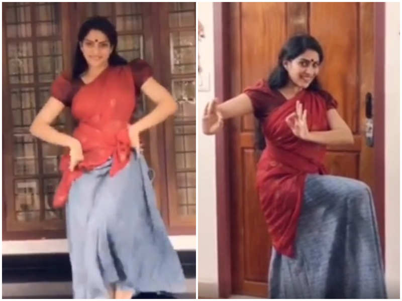 Swasika Vijay leaves fans stunned with her dancing talent; take a look