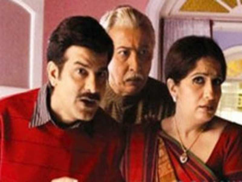 A still from the show 'Khichdi'