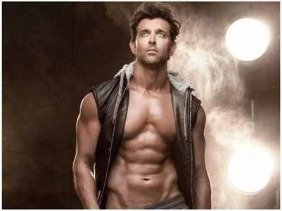 Hrithik's inspiring transformation post