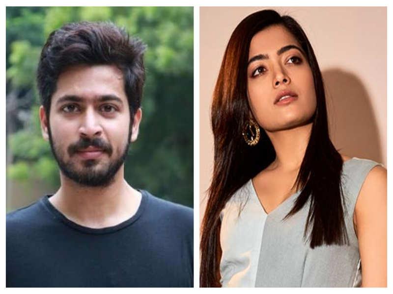 Harish Kalyan reveals he has a crush on Rashmika Mandanna