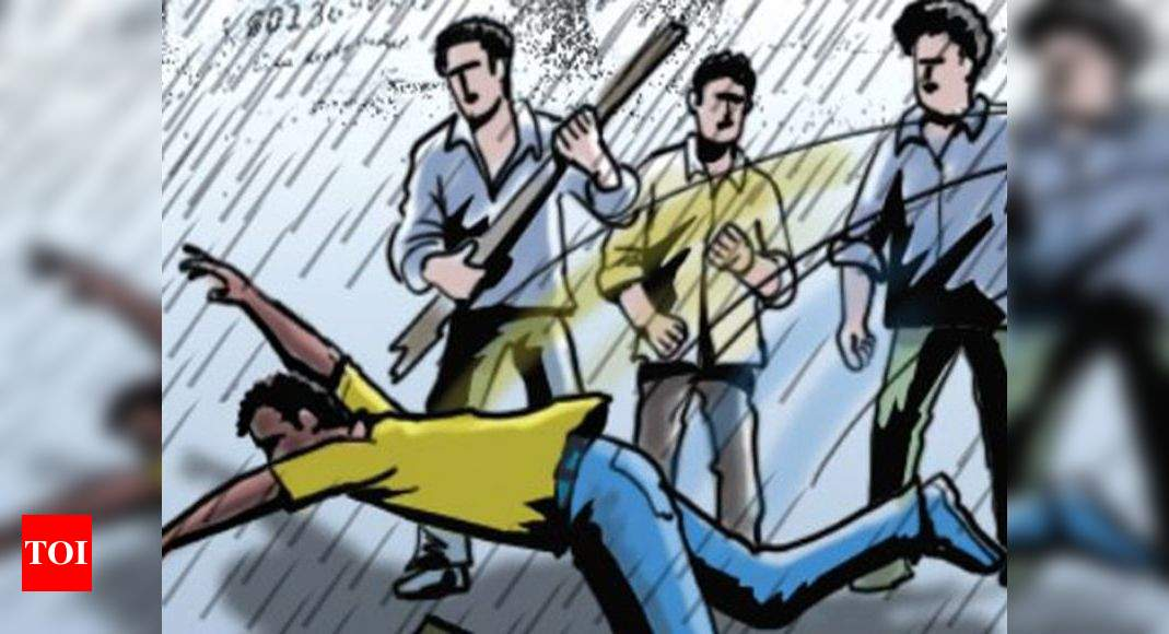 Man thrashed for 'conspiracy to spread corona'