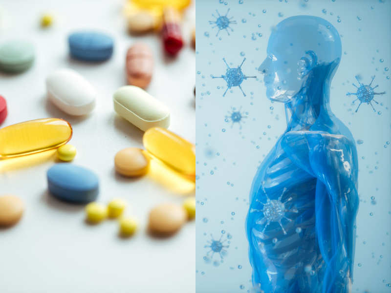 Why supplements are not the best bet to boost your immunity and what would  instead - Times of India