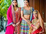 Unseen pictures of Sonam Kapoor with her bestie Swara Bhasker from her wedding go viral…
