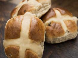 Good Friday Special: Hot Cross Buns