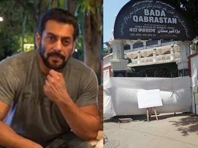 Salman thanks Juma Trust for closing Qabrastan
