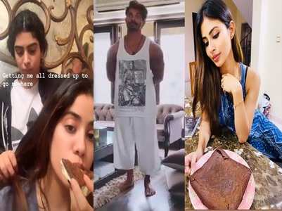 BTown Quarantined: How celebs spent their day