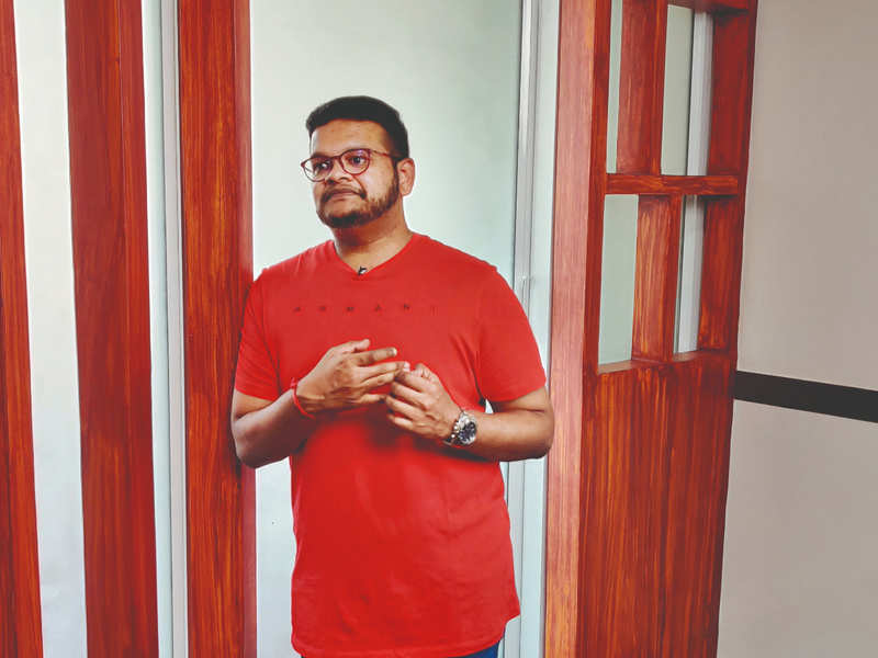 #LifeInTheLockdown: I have been super busy during these lockdown days, says Ghibran