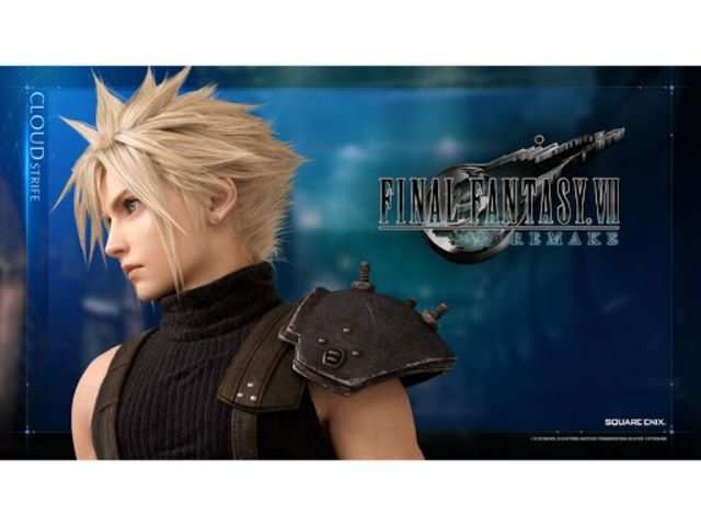 Final Fantasy VII Remake launches on PlayStation 4