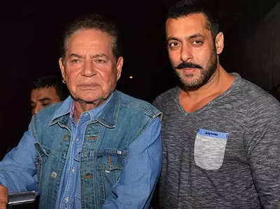 Salman-Salim Khan talk over video call