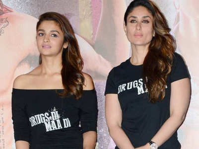 Kareena Kapoor on working with Alia Bhatt