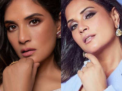 Richa Chadha cheers up girls with chin hair