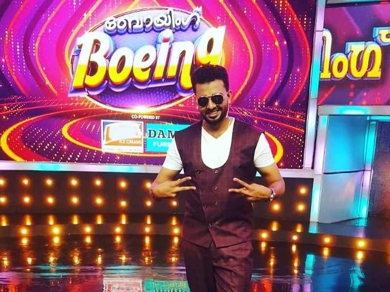 RJ Sooraj is all excited about the re-telecast of 'Boeing Boeing'