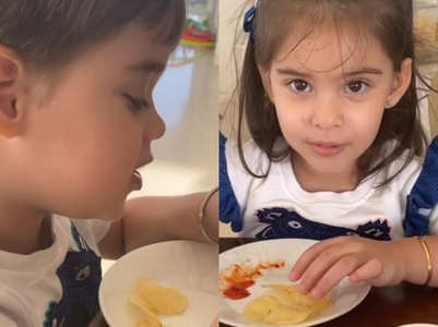 Roohi wants KJo to eat French Fries in dinner