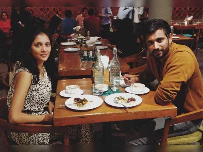 Darling Krishna shares dinner date picture with Milana Nagaraj
