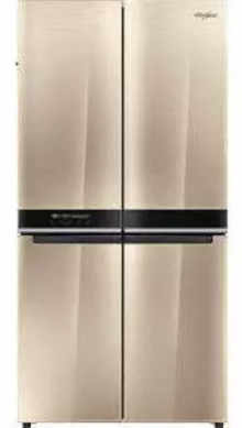 Whirlpool WS Quarto 677 Ltr Side-by-Side Refrigerator