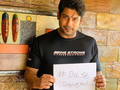 BB 13's Sidharth thanks health care workers