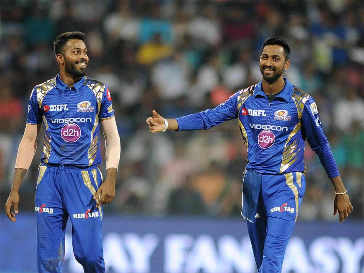 Krunal Pandya reveals how John Wright spotted him and Hardik | Cricket News  - Times of India