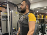 These pictures of fitness freak Amit Singh will give you major fitness goals...