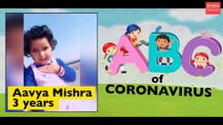 ABC of coronavirus by Aavya Mishra