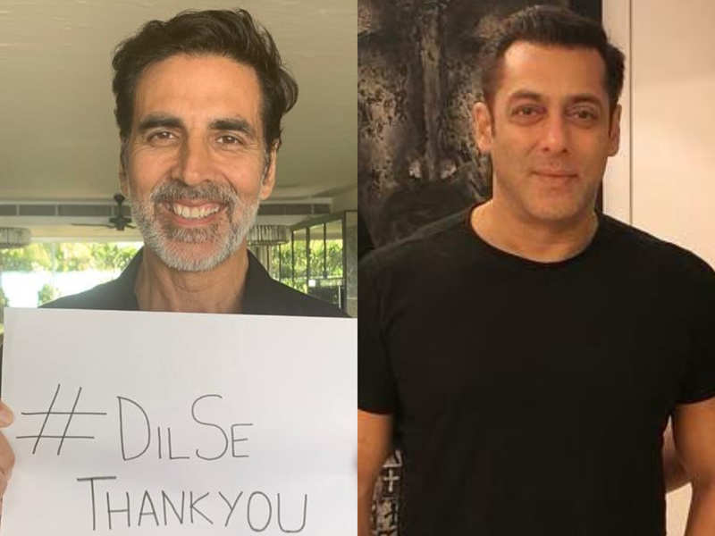 From Salman Khan's horsey diaries to Akshay Kumar's #DilSeThankYou: Here's what went viral this week