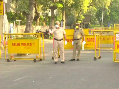 Delhi lockdown news: Today's updates from your city | Delhi News ...