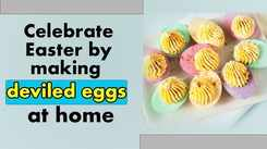 Craving something different today? Make some yummy deviled eggs at home